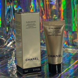 Chanel Sublimage cleanser 5mL NEW IN BOX